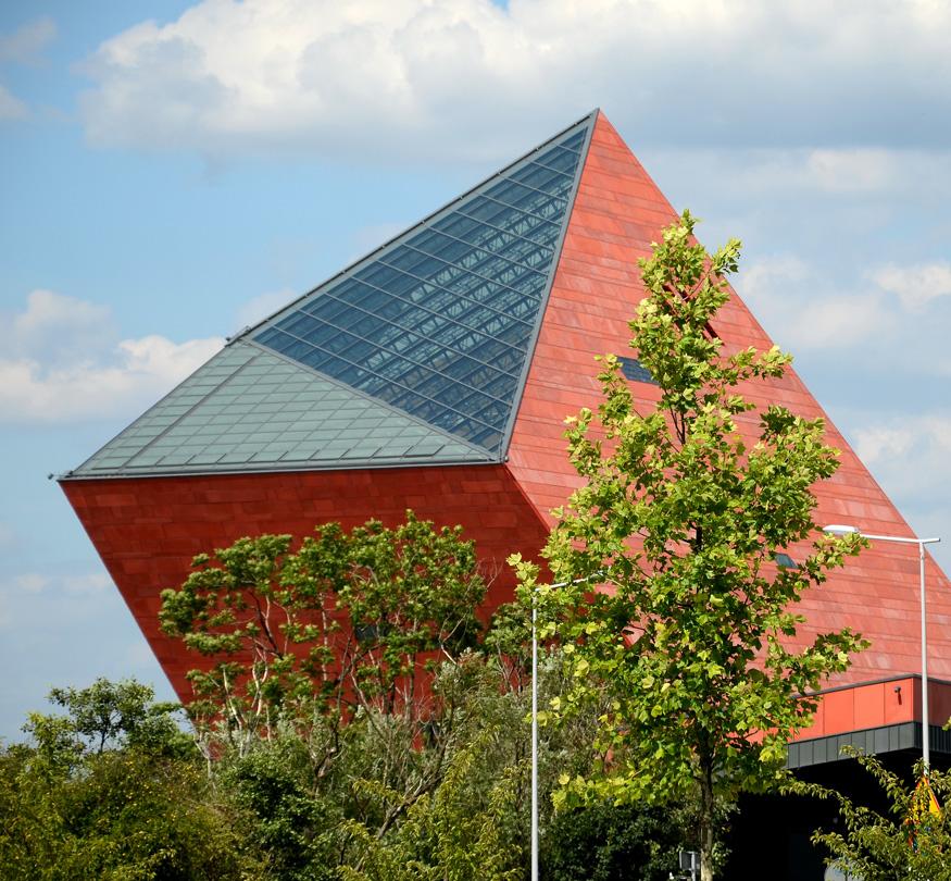 Muzeum II Wojny Światowej i Europejskie Centrum Solidarności