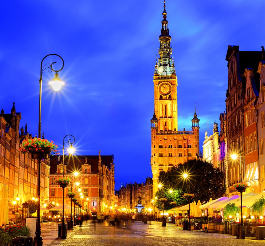 Główne Miasto Gdańsk